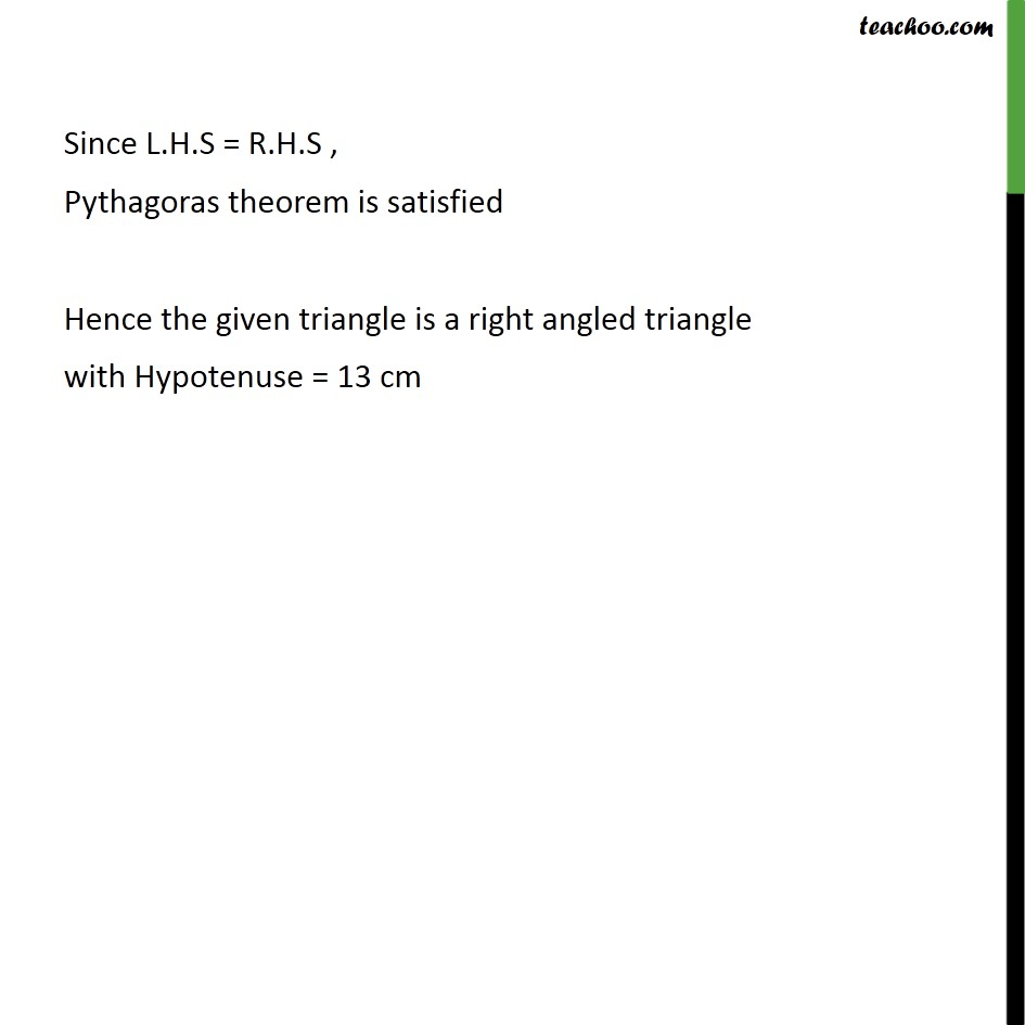 Ex 6.5, 1 - Chapter 6 Class 10 Triangles - Part 8