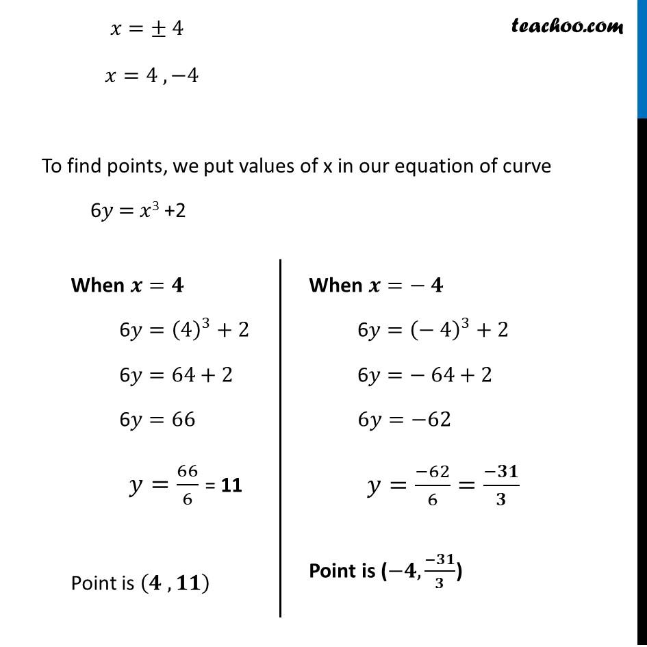 Ex 6.1,11 - Chapter 6 Class 12 Application of Derivatives - Part 4