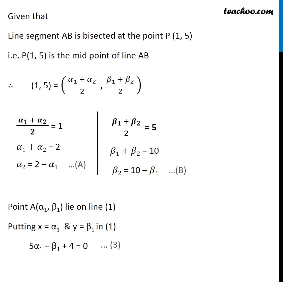 Example 24 - Chapter 10 Class 11 Straight Lines - Part 2