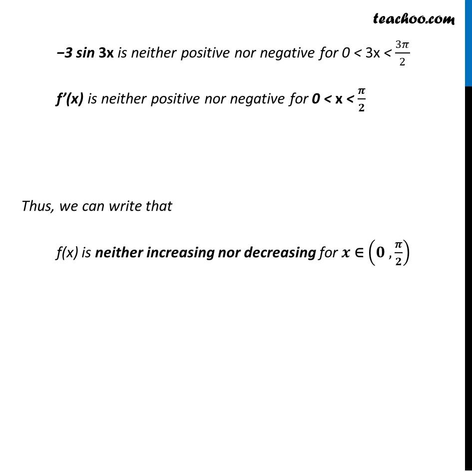 Ex 6.2,12 - Chapter 6 Class 12 Application of Derivatives - Part 6