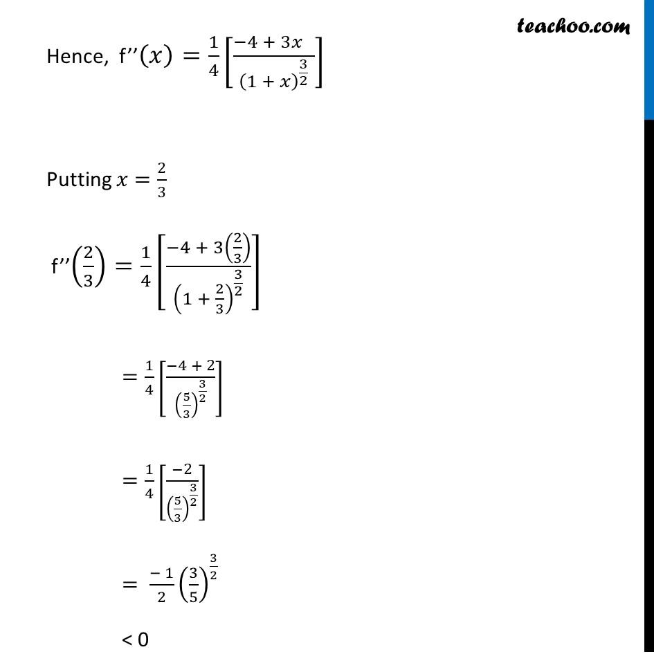 Ex 6.5,3 - Chapter 6 Class 12 Application of Derivatives - Part 32