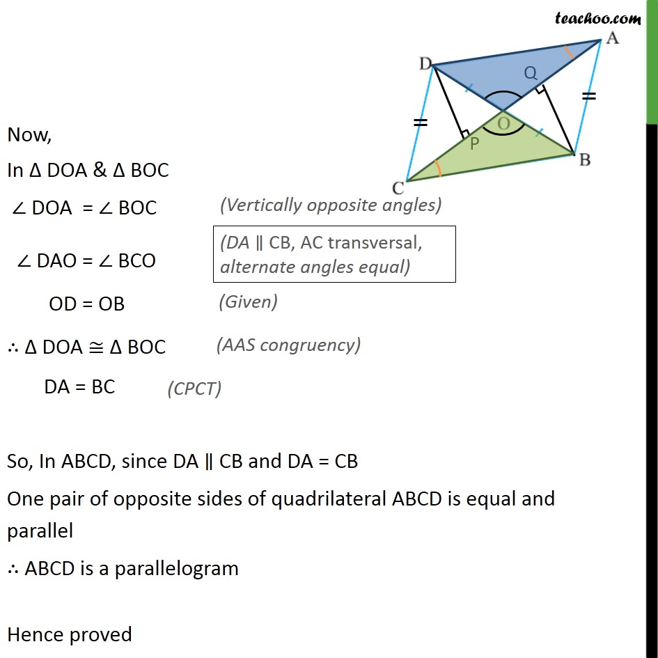 Ex 9.3, 6 - Chapter 9 Class 9 Areas of Parallelograms and Triangles - Part 5