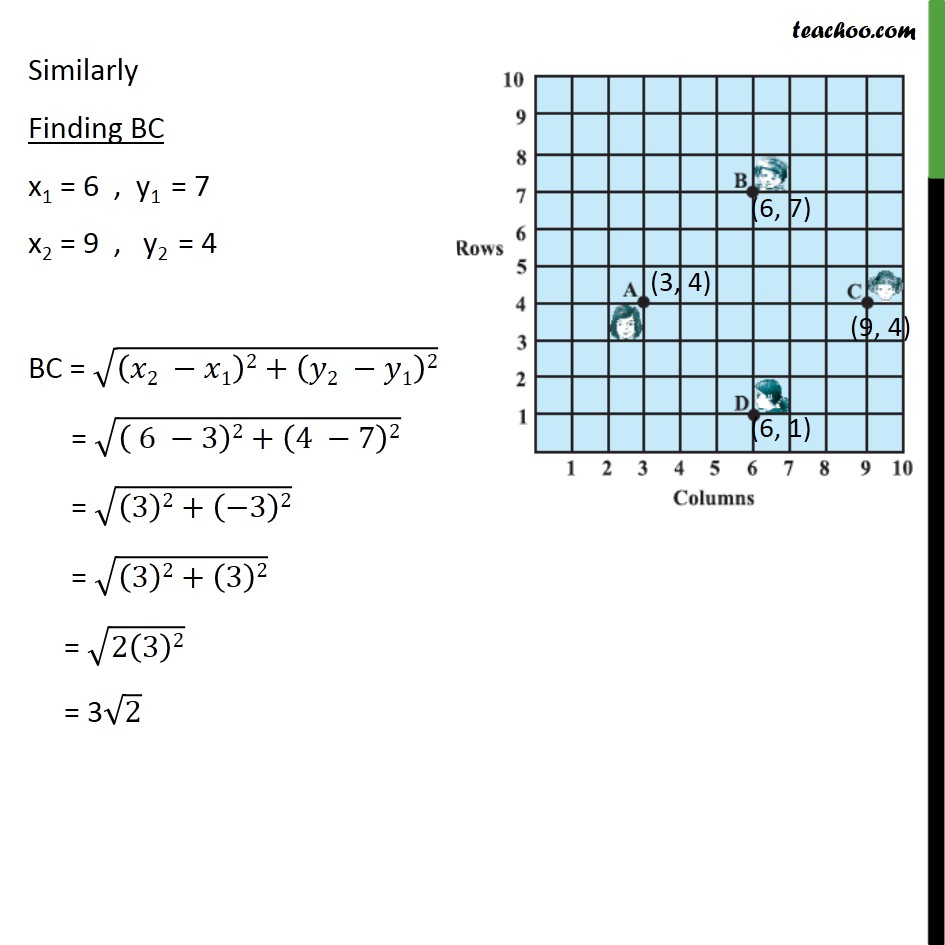 Ex 7.1, 5 - Chapter 7 Class 10 Coordinate Geometry - Part 3