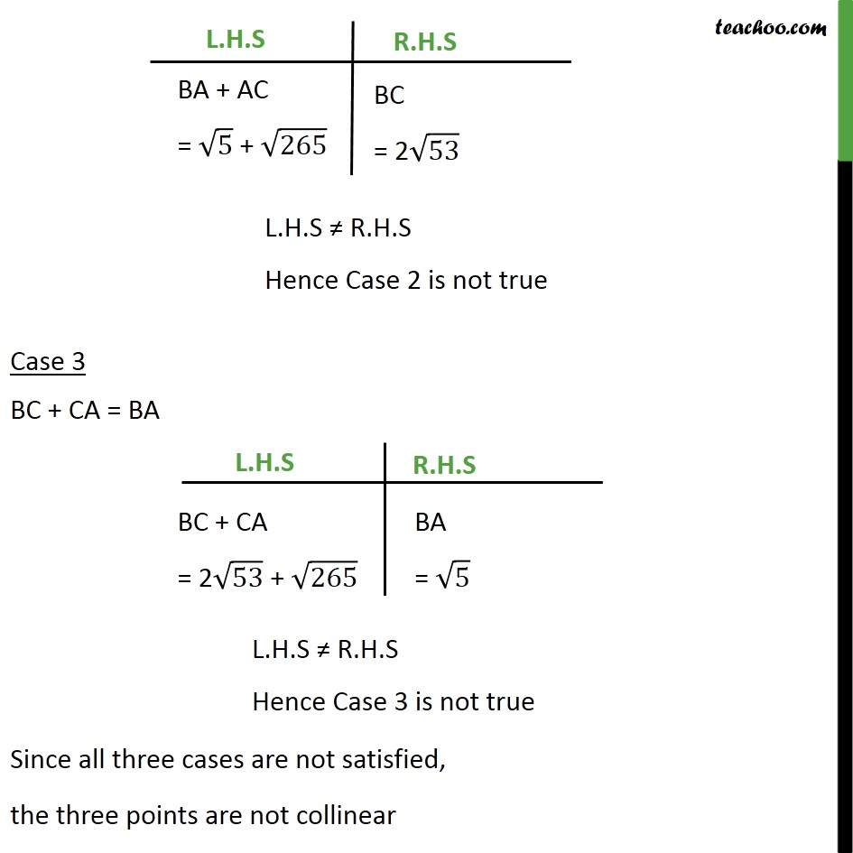 Ex 7.1, 3 - Chapter 7 Class 10 Coordinate Geometry - Part 6