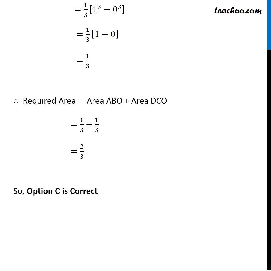 Misc 17 - Chapter 8 Class 12 Application of Integrals - Part 4