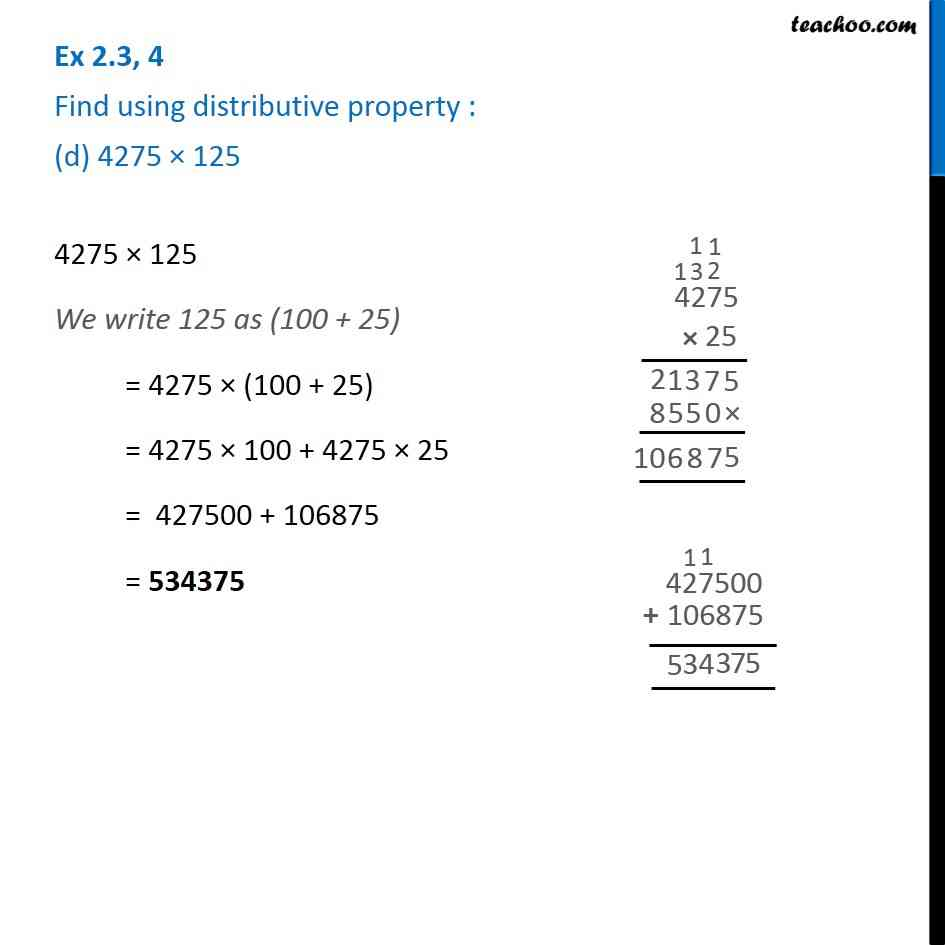 Ex 2.3, 4 - Chapter 2 Class 6 Whole Numbers - Part 5