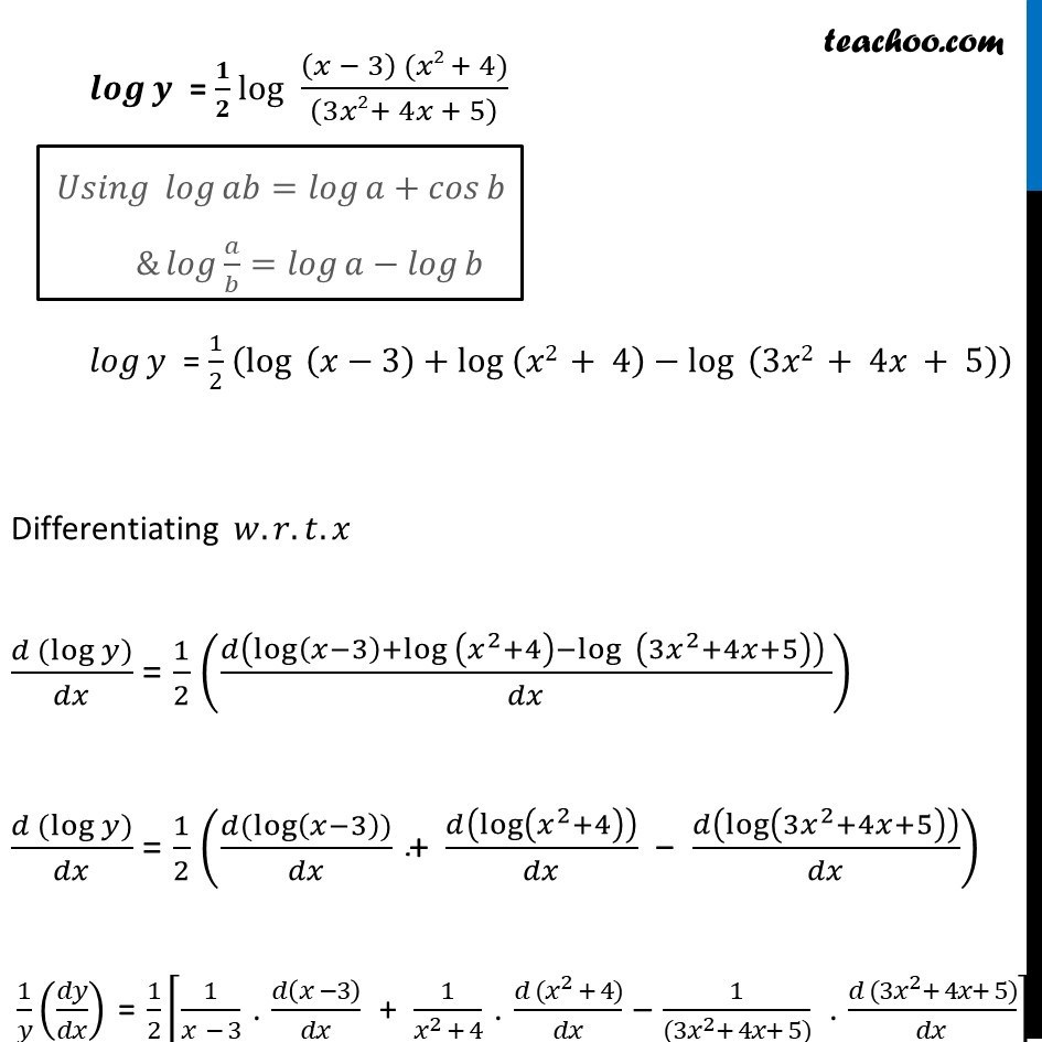 Example 30 - Chapter 5 Class 12 Continuity and Differentiability - Part 2