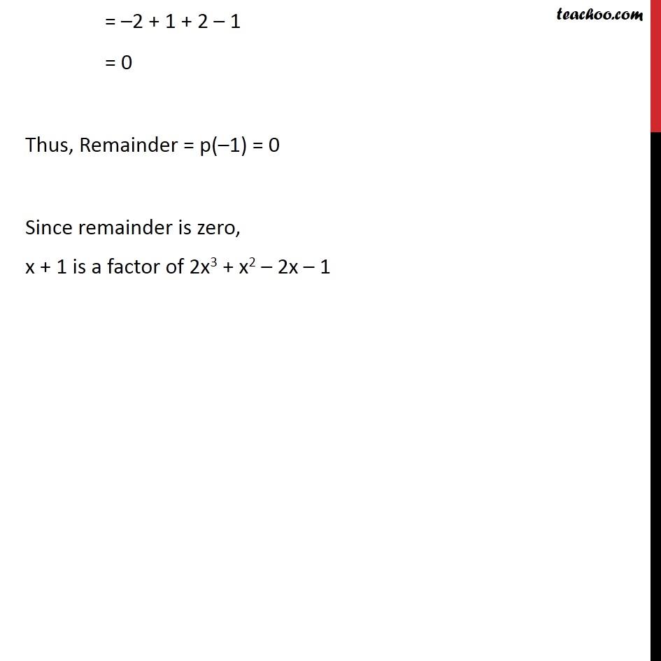 Ex 2.4,2 - Chapter 2 Class 9 Polynomials - Part 2