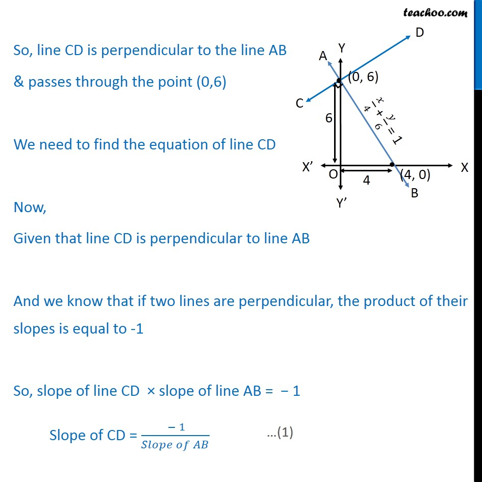 Misc 7 - Chapter 10 Class 11 Straight Lines - Part 2