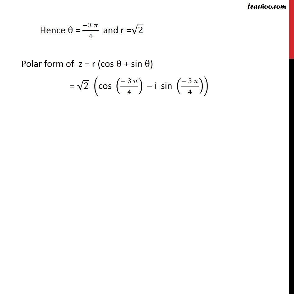 Ex 5.2, 5 - Chapter 5 Class 11 Complex Numbers - Part 5