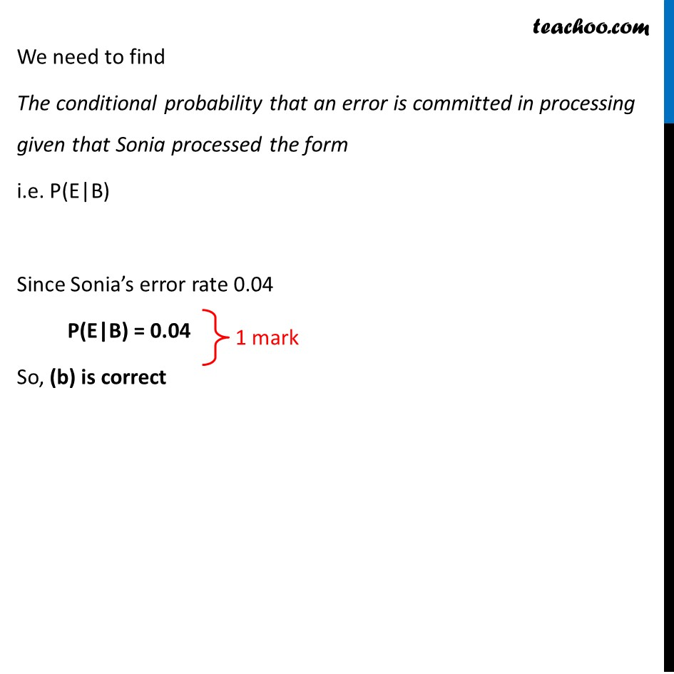 Question 18 - CBSE Class 12 Sample Paper for 2021 Boards - Part 3