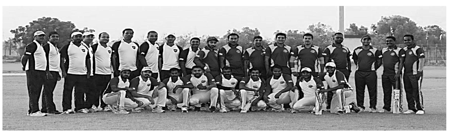 A cricket match is organized between - Teachoo.jpg