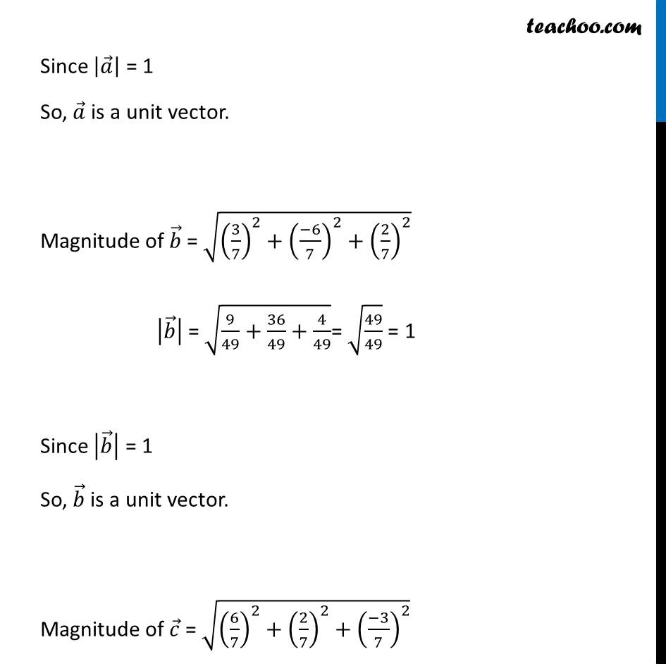 Ex 10.3, 5 - Chapter 10 Class 12 Vector Algebra - Part 2