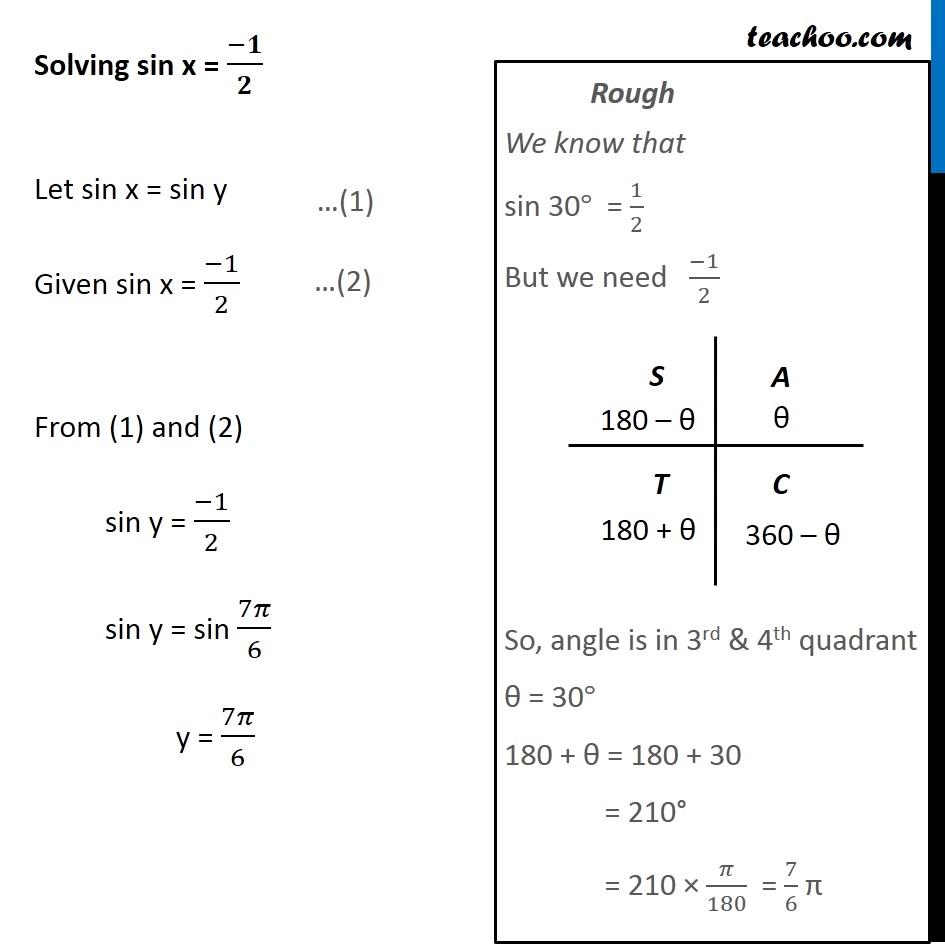 Example 24 - Chapter 3 Class 11 Trigonometric Functions - Part 4