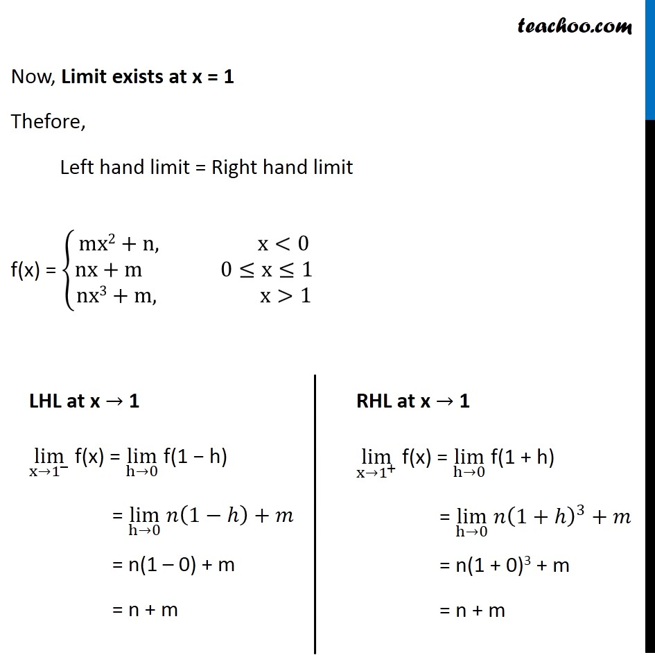 Ex 13.1, 32 - Chapter 13 Class 11 Limits and Derivatives - Part 3