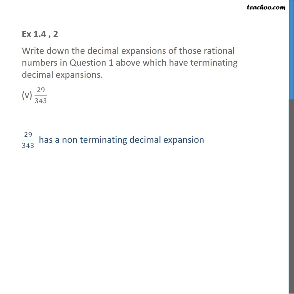 Ex 1.4, 2 - Chapter 1 Class 10 Real Numbers - Part 11