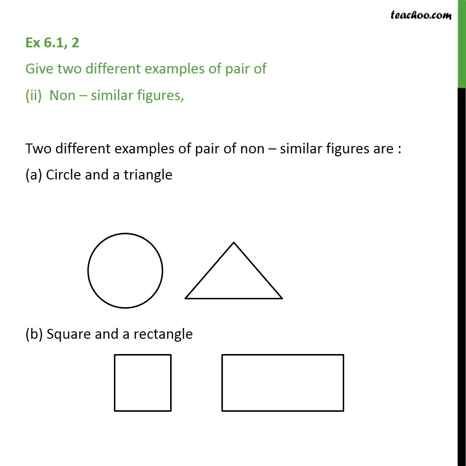Ex 6.1, 2 - Chapter 6 Class 10 Triangles - Part 2