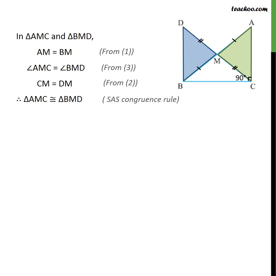 Ex 7.1, 8 - Chapter 7 Class 9 Triangles - Part 2