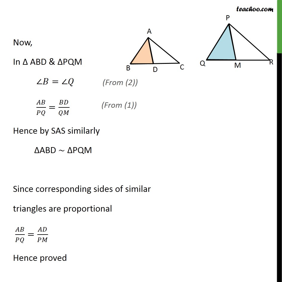 Ex 6.3, 16 - Chapter 6 Class 10 Triangles - Part 3