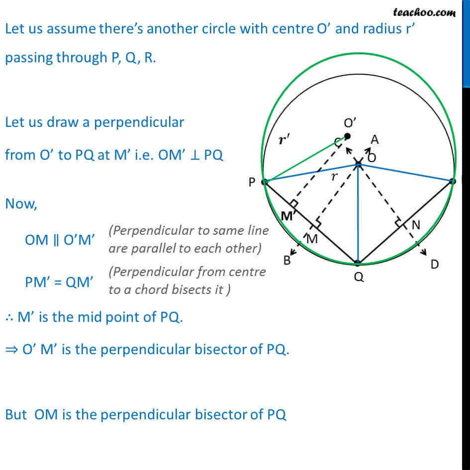 4 Theorem 10.5 - OM is the Perpendicular bisector of PQ.jpg