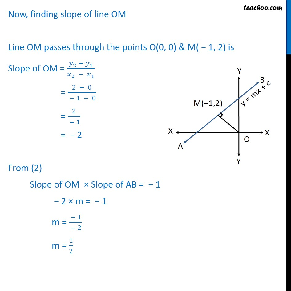 Ex 10.3, 15 - Chapter 10 Class 11 Straight Lines - Part 3