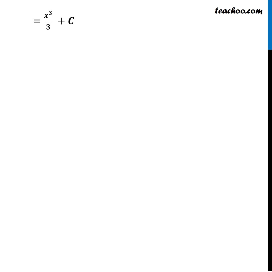 Misc 8 - Chapter 7 Class 12 Integrals - Part 2
