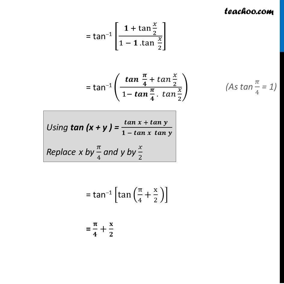 Example 5 - Chapter 2 Class 12 Inverse Trigonometric Functions - Part 4