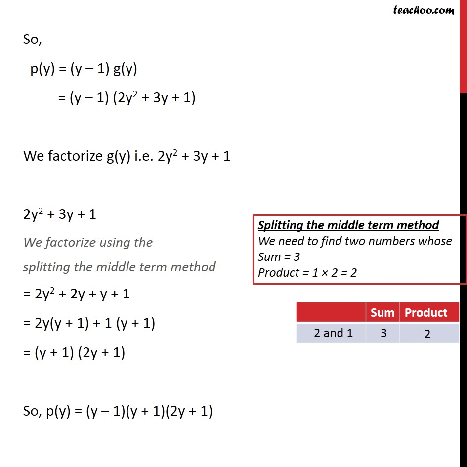 Ex 2.4, 5 - Chapter 2 Class 9 Polynomials - Part 12