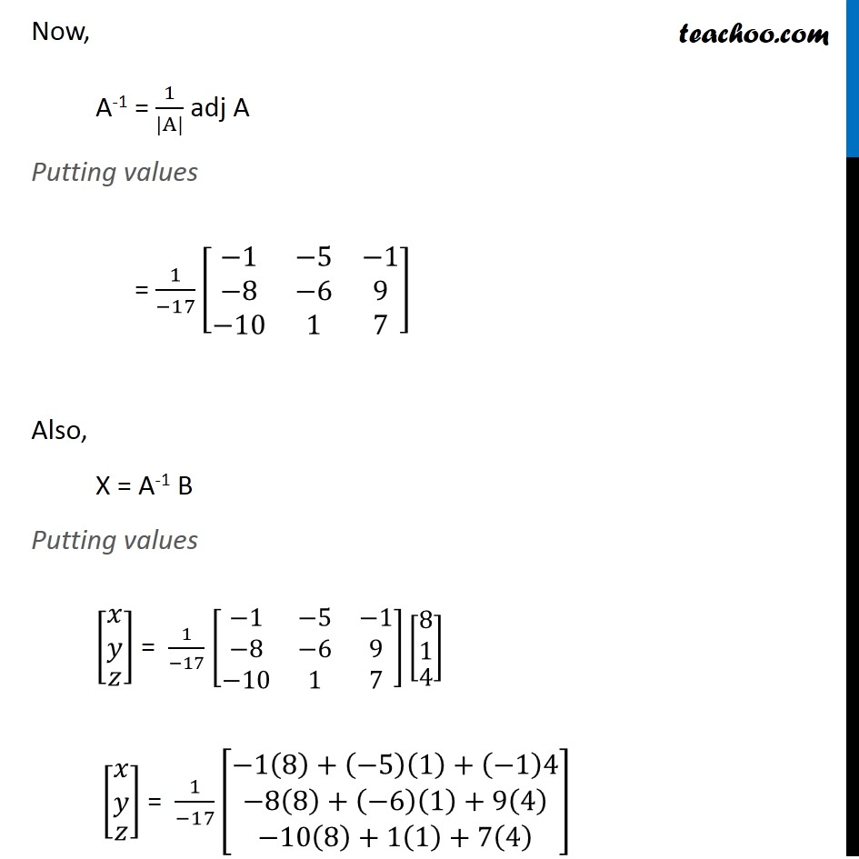 Example 28 - Chapter 4 Class 12 Determinants - Part 6