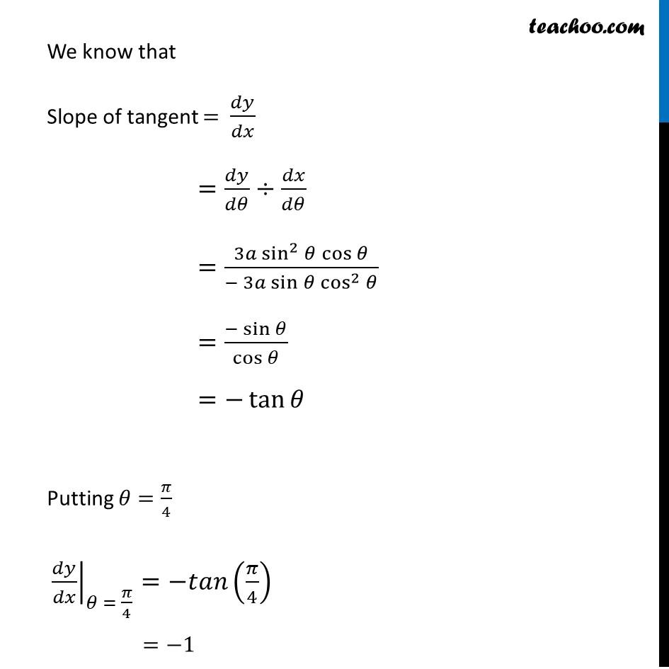 Ex 6.3, 5 - Chapter 6 Class 12 Application of Derivatives - Part 2