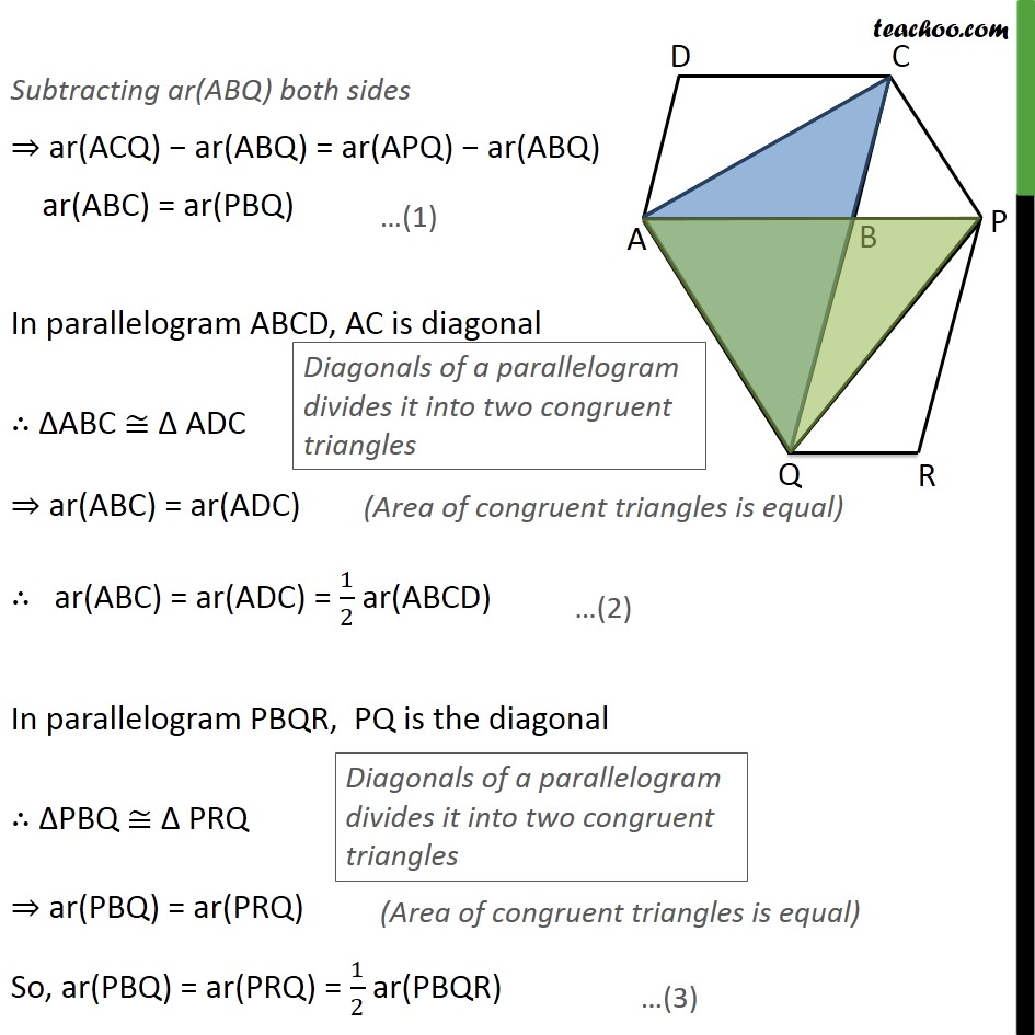 Ex 9.3, 9 - Chapter 9 Class 9 Areas of Parallelograms and Triangles - Part 2