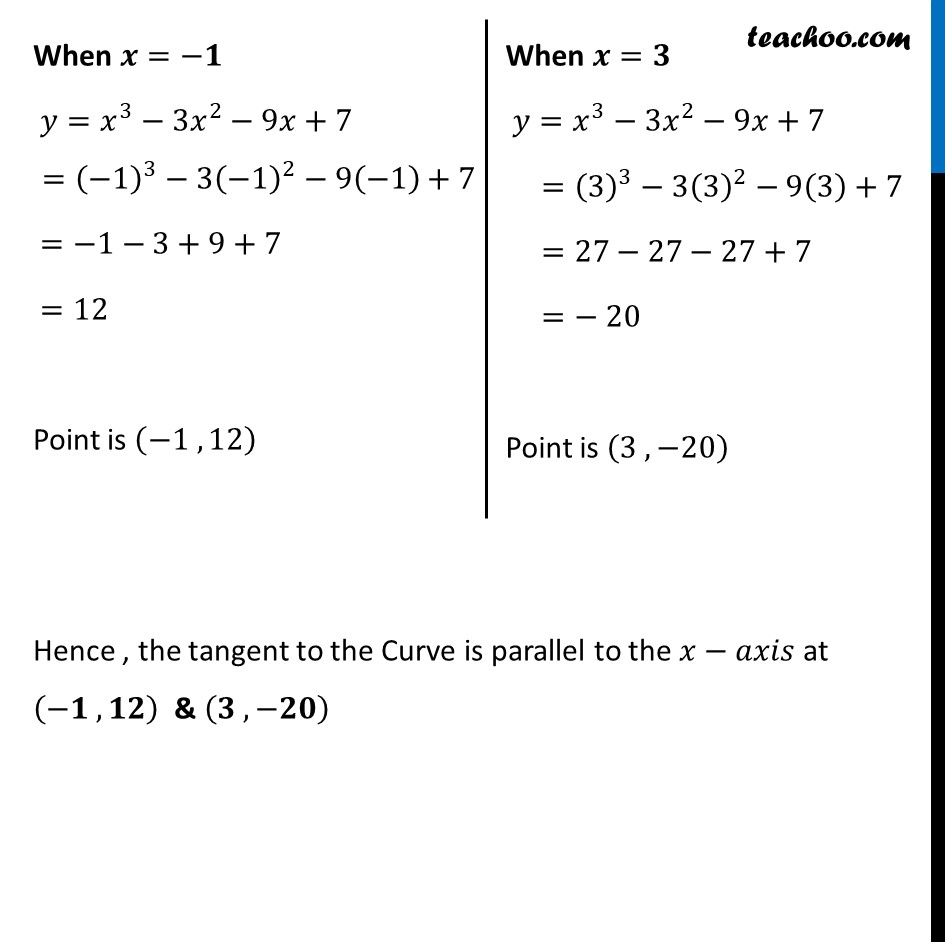 Ex 6.3,7 - Chapter 6 Class 12 Application of Derivatives - Part 3