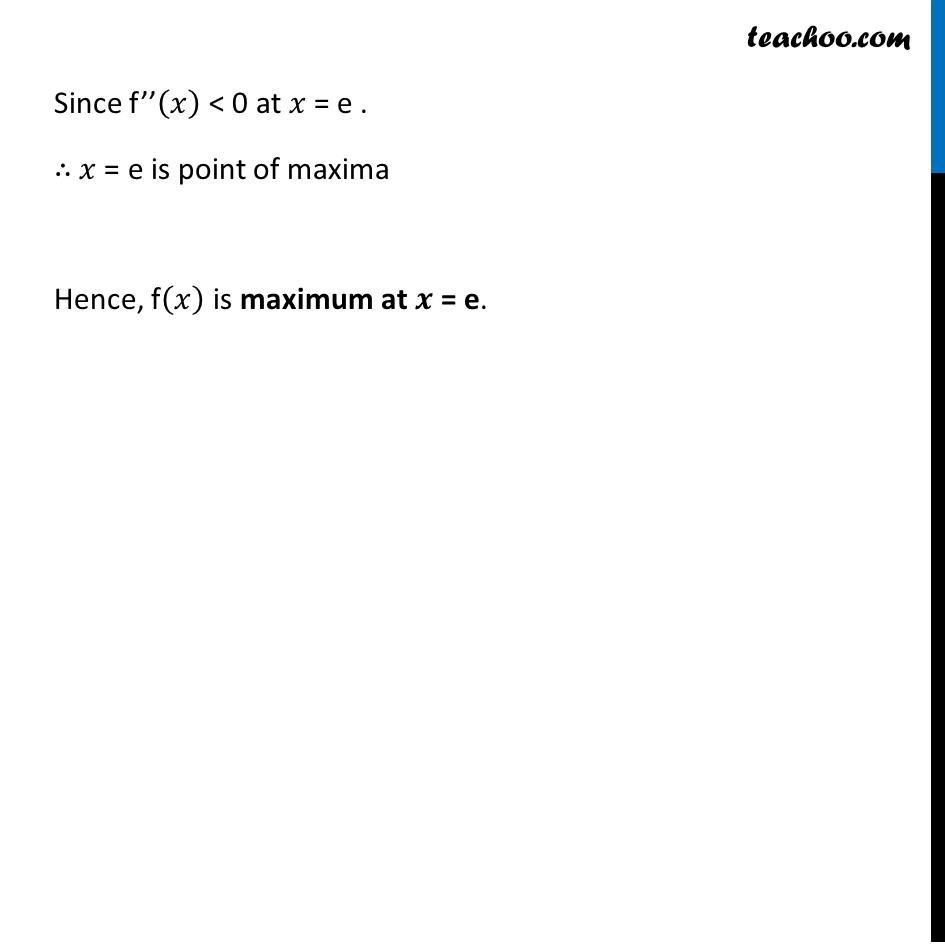 Misc 2 - Chapter 6 Class 12 Application of Derivatives - Part 5