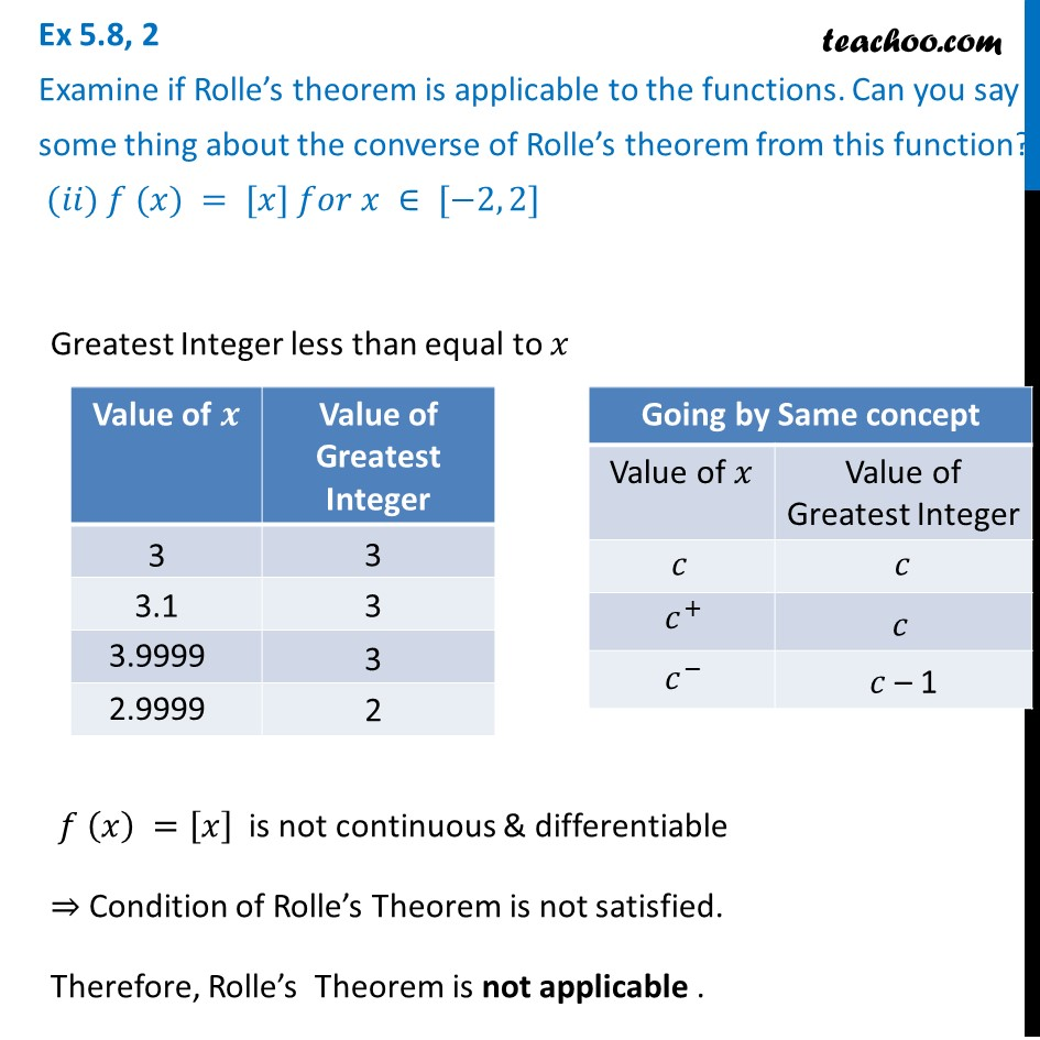 Ex 5.8, 2 - Chapter 5 Class 12 Continuity and Differentiability - Part 2