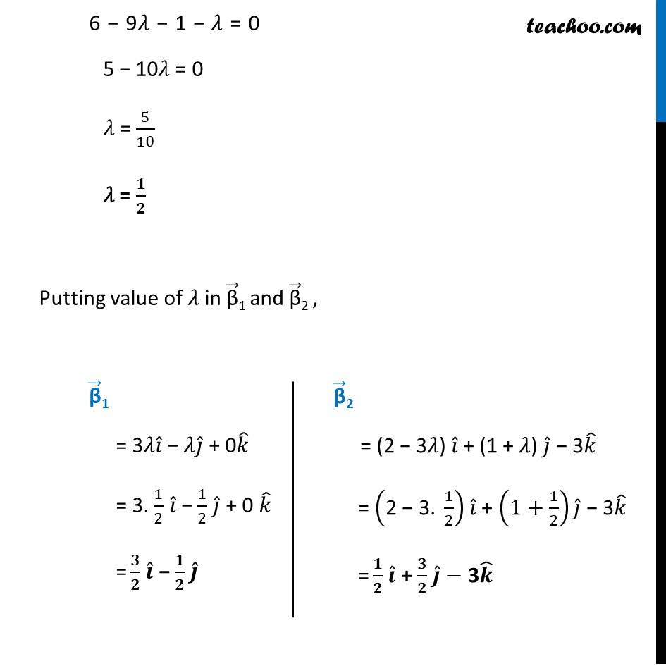 Example 30 - Chapter 10 Class 12 Vector Algebra - Part 3