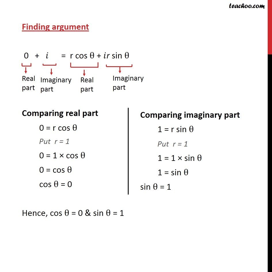 Example 13  - Chapter 5 Class 11 Complex Numbers - Part 6