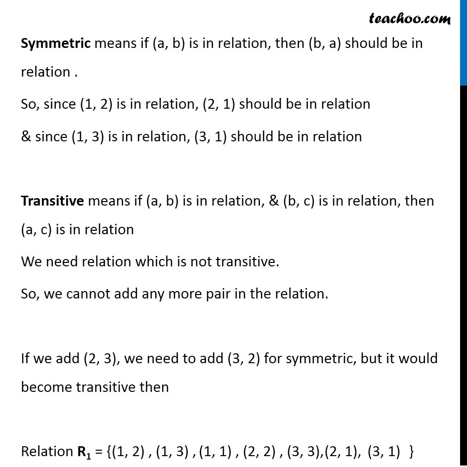 Misc 16 - Chapter 1 Class 12 Relation and Functions - Part 2