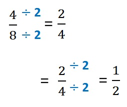 simplest form in fractions  Simplest form of fraction - Definition and how to find - Teachoo