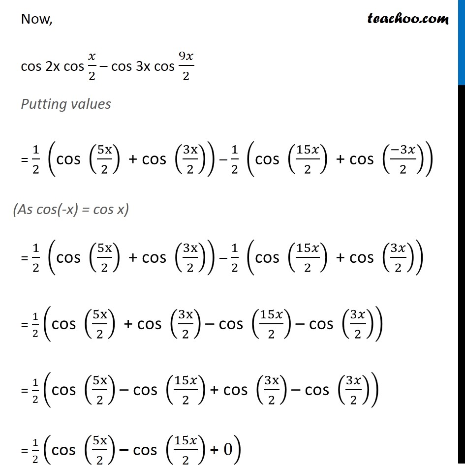 Example 26 - Chapter 3 Class 11 Trigonometric Functions - Part 3