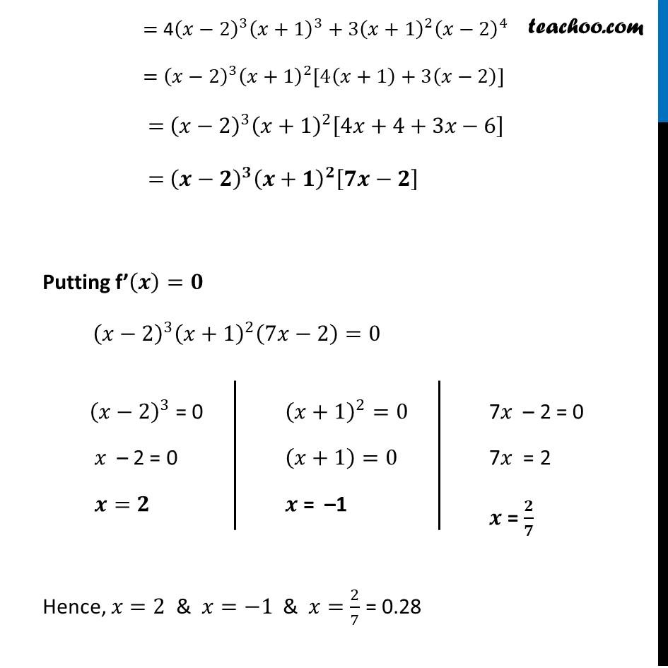 Misc 13 - Chapter 6 Class 12 Application of Derivatives - Part 2