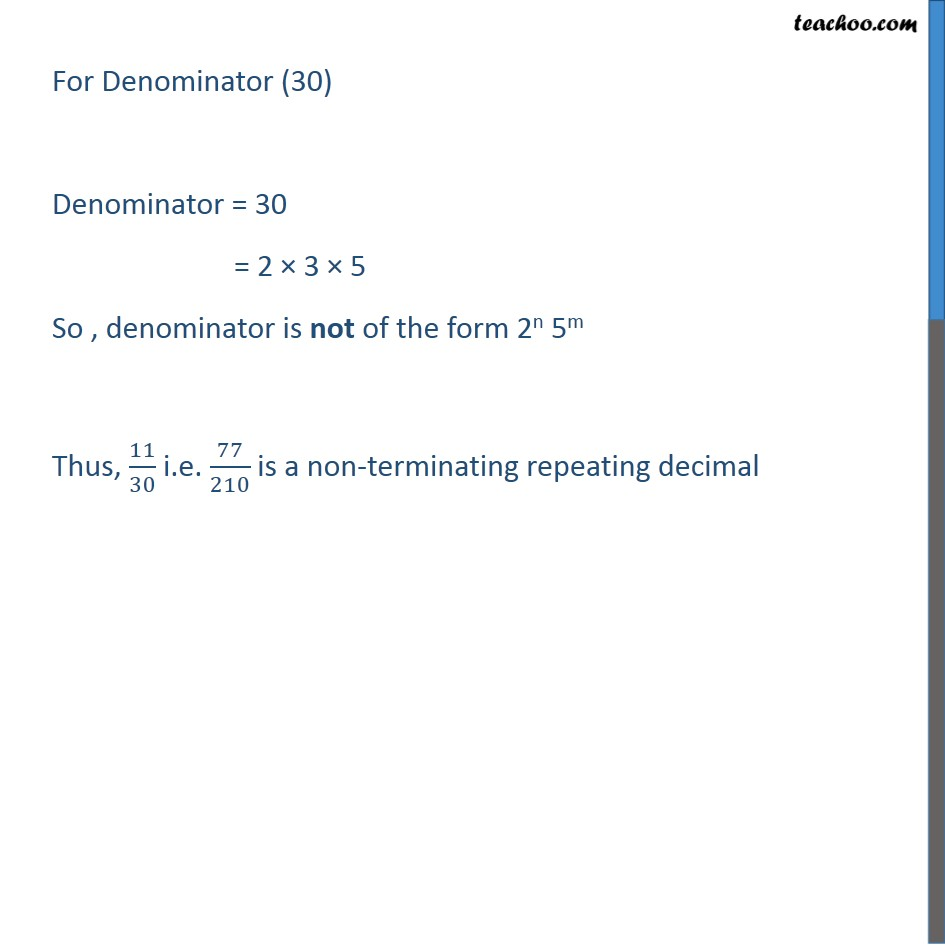 Ex 1.4, 1 - Chapter 1 Class 10 Real Numbers - Part 20