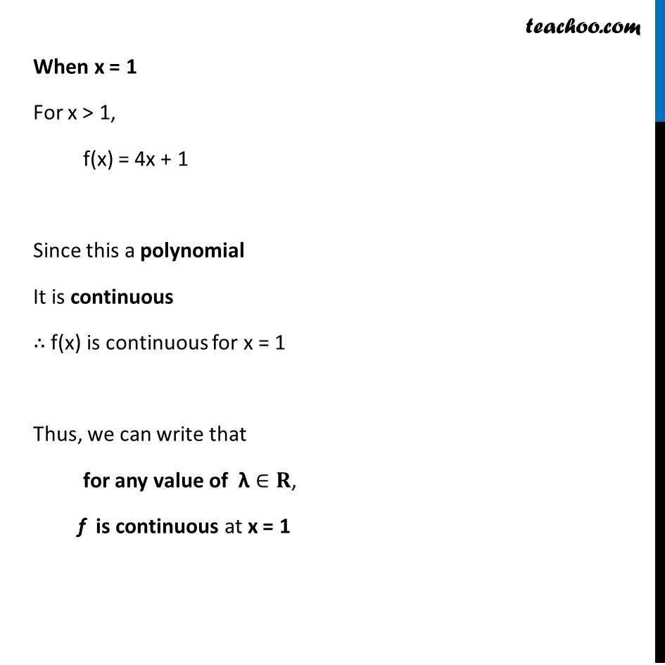 Ex 5.1, 18 - Chapter 5 Class 12 Continuity and Differentiability - Part 3