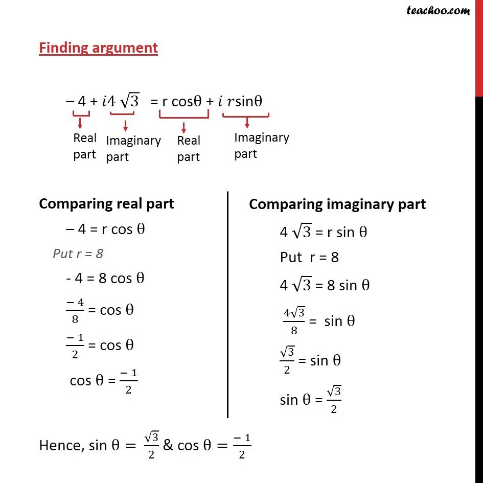 Example 8 - Chapter 5 Class 11 Complex Numbers - Part 5