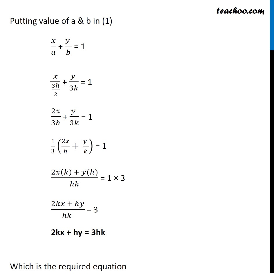 Ex 10.2, 19 - Chapter 10 Class 11 Straight Lines - Part 3