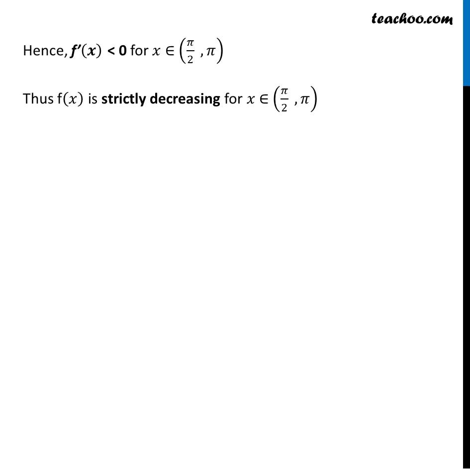 Ex 6.2,16 - Chapter 6 Class 12 Application of Derivatives - Part 4