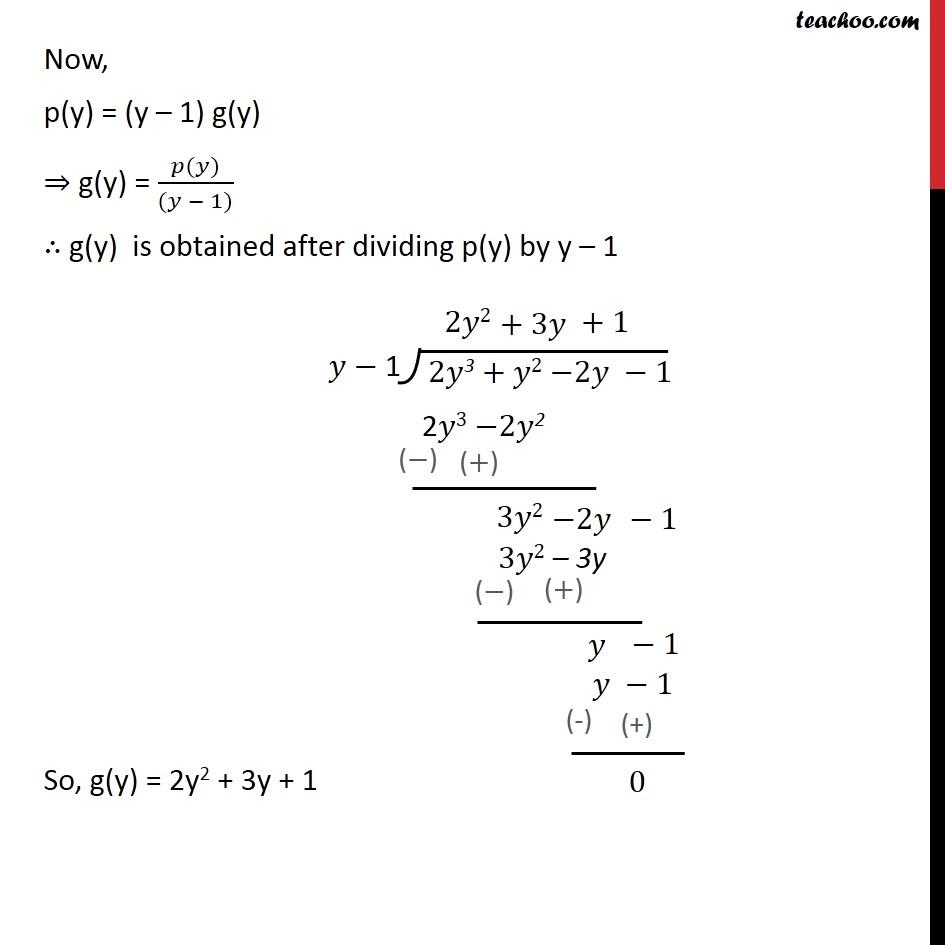 Ex 2.4, 5 - Chapter 2 Class 9 Polynomials - Part 11