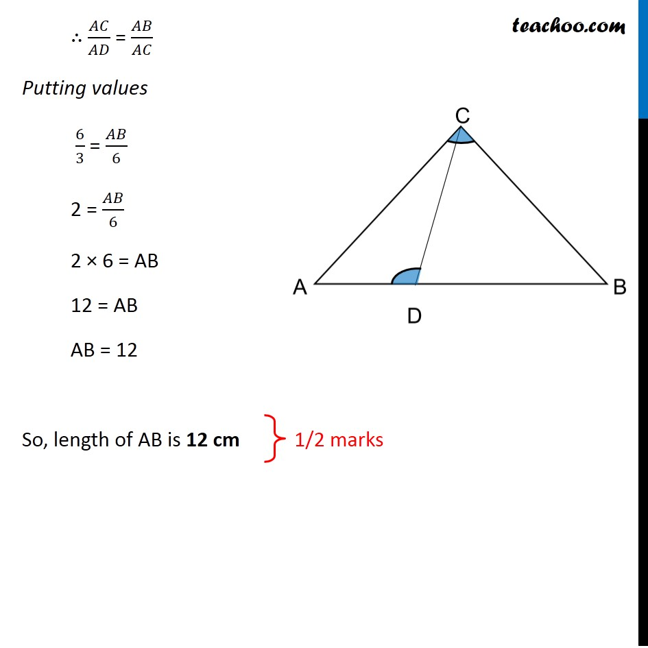 Question 17 - CBSE Class 10 Sample Paper for 2020 Boards - Maths Standard - Part 2