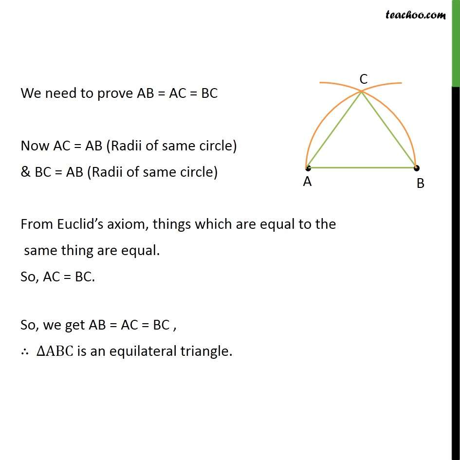 Example 2 - Chapter 5 Class 9 Introduction to Euclid's Geometry - Part 2