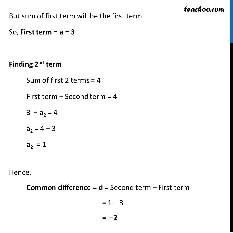 Ex 5.3, 11 - Chapter 5 Class 10 Arithmetic Progressions - Part 2