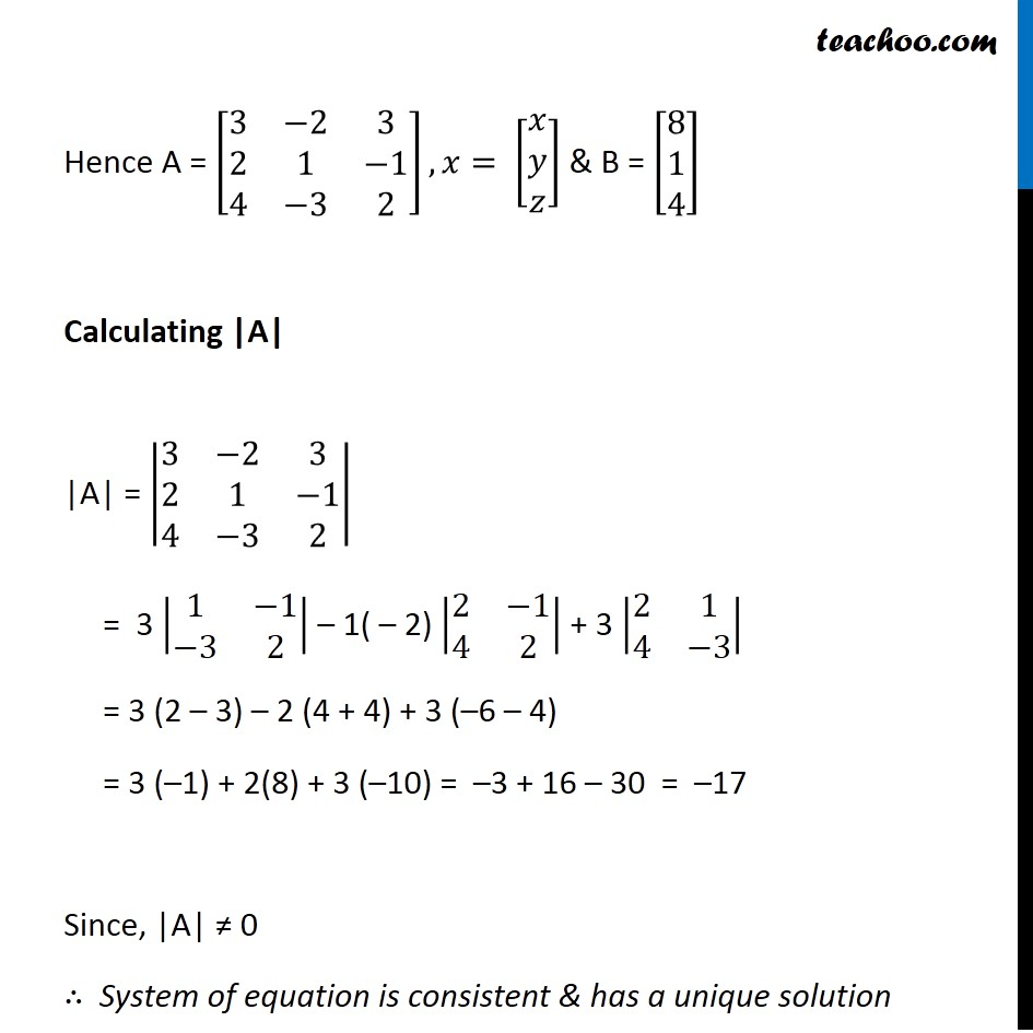 Example 28 - Chapter 4 Class 12 Determinants - Part 2